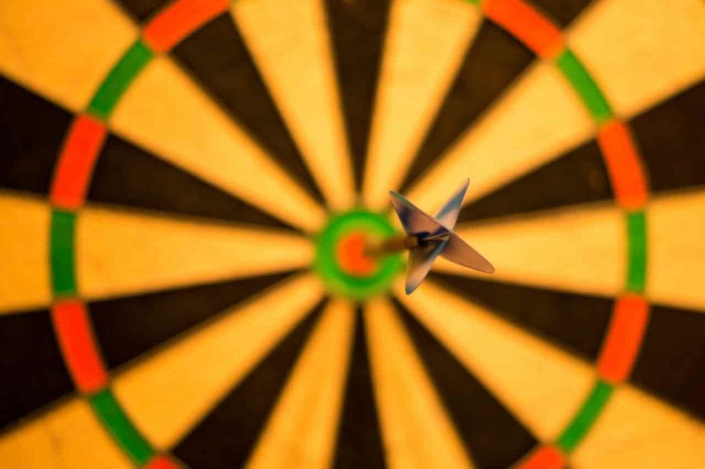 1. Fix upon Your Law Firm's Target Keywords